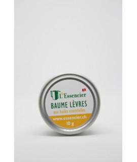 Baume pour les lèvres aux huiles essentielles