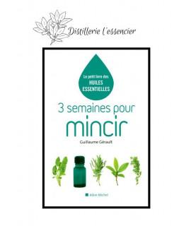 Livre : 3 semaines pour mincir (G. Gérault, Le petit livre des HE)