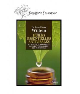 Livre : Huiles essentielles antivirales (J-P Willem)