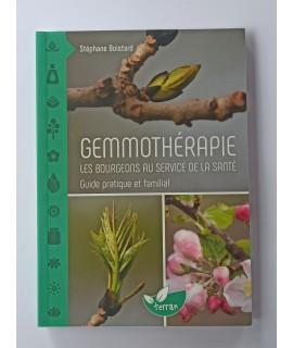 Livre: Gemmothérapie les Bourgeons au service de la santé ( Boistard Stéphane)